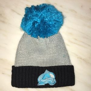 Reebok Colorado Avalanche Winter Hat